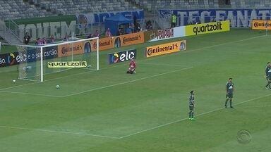 Chapecoense estreia com derrota para o Cruzeiro na Copa do Brasil - Chapecoense estreia com derrota para o Cruzeiro na Copa do Brasil