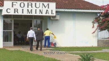 Em Vilhena, 2ª audiência de instrução do ex-vice-prefeito Jacier Dias é realizada - Nessa segunda audiência de instrução foram ouvidas duas testemunhas que não compareceram na primeira.