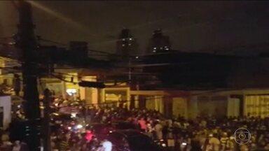 Em três meses, a prefeitura recebeu quase 6 mil denúncias de festas com som alto nas ruas - A prefeitura disse que ampliou o número de fiscais. Mas pra quem vive perto das festas no meio da rua, lá se vão noites e noites de sono.