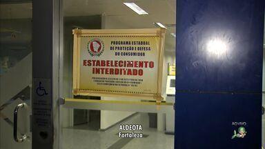 Decon interdita agências bancárias irregulares no Ceará - Órgão apontou irregularidades nas agências.