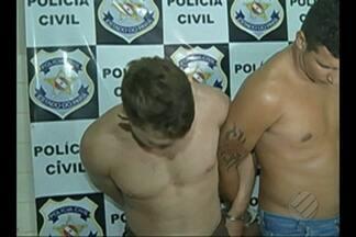Homem é preso suspeito de mandar matar idoso, em Paragominas - O assassinato chocou os moradores da cidade, no sudeste do Estado.