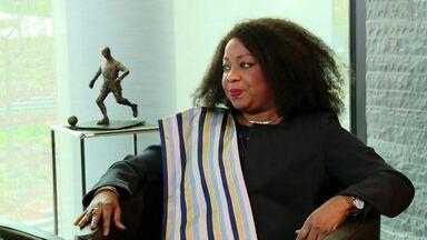 Fatma Samoura - Secretária Geral da Fifa
