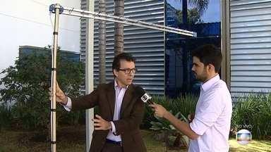 Instalação de antena e receptores de TV Digital requer cuidados; veja dicas - O desligamento do sinal analógico para a região de Belo Horizonte está previsto para julho deste ano.