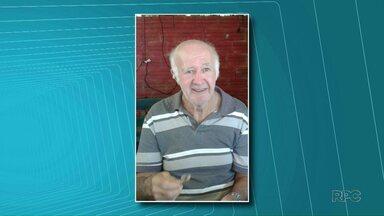 Família procura por homem de 76 anos que está desaparecido - Acir Constante de Lemos está desaparecido desde a tarde desta terça-feira, em Foz do Iguaçu.