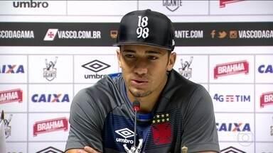 Após derrota na estreia, Vasco se prepara para enfrentar o Bahia no Brasileirão - Após derrota na estreia, Vasco se prepara para enfrentar o Bahia no Brasileirão