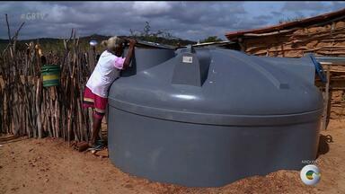 Municípios de Pernambuco estão em estado de emergência por causa da seca - 56 municípios do estado sofrem com a estiagem.