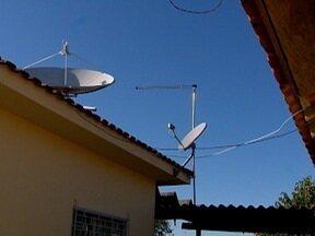 Confira qual é a antena adequada para receber o sinal digital em sua televisão - Mercado oferece diversos modelos do equipamento.