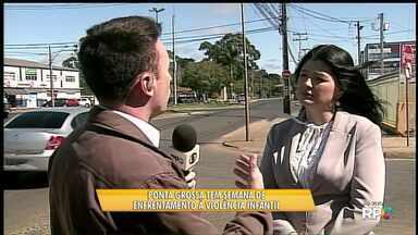 Ponta Grossa registra 11 casos por dia de violência contra à criança - Assunto será debatido durante esta semana na cidade
