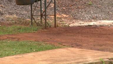 Menino atingido por bala perdida morre no hospital em Cascavel - O garoto esperava o ônibus quando foi atingido na cabeça.