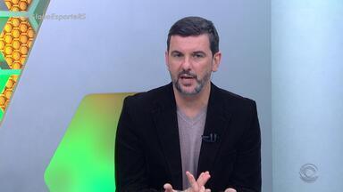 Diogo Olivier comenta confronto entre Palmeiras e Inter pela Copa do Brasil - Comentarista diz que Colorado não pode ficar só se defendendo, será preciso propor o jogo.