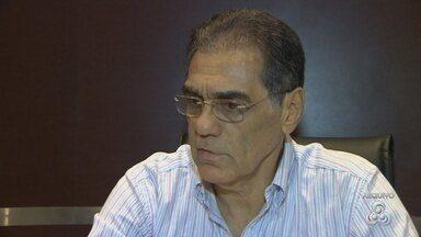 Presidente da Federação Amazonense de Futebol volta ao cargo - Dissica Valério retornou ao cargo.