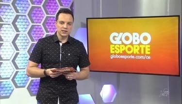 Bloco 2 - Globo Esporte CE - 17/05/2017 - Bloco 2 - Globo Esporte CE - 17/05/2017