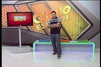 Confira a íntegra do Globo Esporte Triângulo Mineiro - Globo Esporte - Triângulo Mineiro - 17/05/17