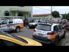 Vítimas de acidente em Sabará, são veladas em Valadares - Carreta, ônibus e carro se envolveram no acidente na BR-381.
