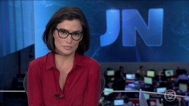 Dono da JBS grava Temer dando aval para compra de silêncio de Cunha, diz O Globo - Dono da JBS grava Temer dando aval para compra de silêncio de Cunha, diz O Globo. Veja a cobertura no JN.