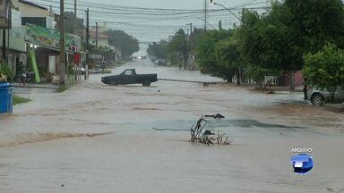 Meteorologistas afirmam que as chuvas do inverno amazônico estão acima da média - Segundo especialistas essa é a maior média dos últimos 30 anos.