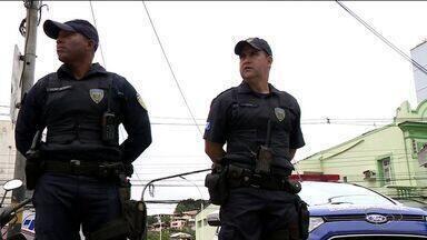 Guarda Municipal de Cachoeiro vai continuar armada por mais 60 dias - A decisão foi dada pelo juiz Robson Louzada. Antes, houve reunião com representantes da prefeitura.