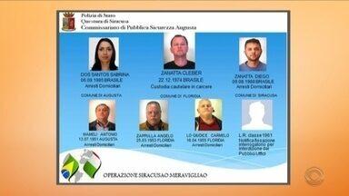 Três catarinenses são presos na Itália suspeitos de esquema de cidadania ilegal - Três catarinenses são presos na Itália suspeitos de esquema de cidadania ilegal