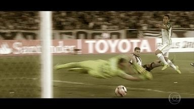Botafogo vence Atlético Nacional e garante vaga na próxima fase da Libertadores - Rodrigo Pimpão fez o gol da vitória.