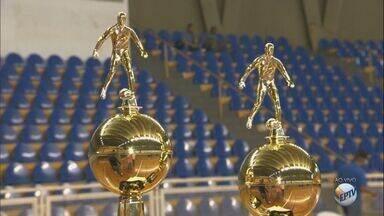 Araraquara recebe final da Taça EPTV de Futsal entre Brotas e Santa Cruz das Palmeiras - Disputa é neste sábado (20), às 14h, no Gigantão.