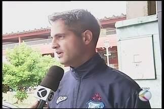 No aguardo do BID, Rodrigo Santana começa a definir URT que estreia na Série D - Primeiro jogo da URT na competição é contra a Portuguesa-RJ, neste domingo, às 15h, no estádio Moça Bonita