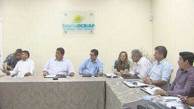 Desenvolvimento de cooperativas no Amapá foi discutido em Macapá - Representantes de vários estados da região Norte vieram para a capital amapaense.