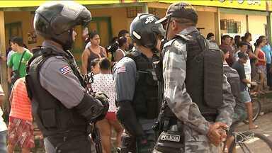 Assaltante morre em troca de tiros com a polícia em Santa Inês, MA - Assaltante morre em troca de tiros com a polícia em Santa Inês, MA