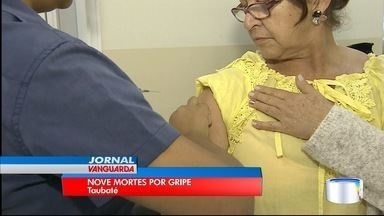 Nove pessoas morreram por causa da gripe em Taubaté - Número é maior que em todo ano passado.