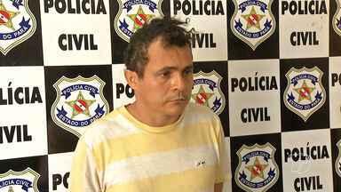 Filho que confessou ter matado a mãe em Santarém é indiciado por latrocínio - Polícia encontrou R$ 952,00 que o acusado havia roubado da própria mãe.