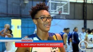 Jovem talento de São José enfrenta maior desafio da sua carreira - Ele vai disputar um campeonato na Europa.