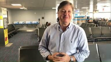 Deputado federal afastado Rodrigo Rocha Loures (PMDB) volta ao Brasil após delação - Loures foi citado na delação de um dos diretores da JBS na Operação Lava Jato.