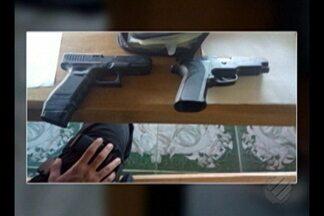 Operação da Polícia Federal contra o tráfico de drogas prendeu 4 pessoas no Pará - ambém foram cumpridos quatro mandados de busca e apreensão em Mosqueiro, Ananindeua e Abaetetuba nesta sexta-feira (19).