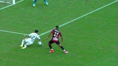 Para David, árbitro não marcou o pênalti contra o Corinthians em lance de Fagner - Vitória foi derrotado pelo Corinthians por 1 a 0 na Arena Fonte Nova, pelo Campeonato Brasileiro.