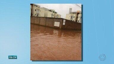 Três municípios de MS tiveram maiores volumes de chuva do país no fim de semana - As cidades com maiores quantidades de chuva foram Rio Brilhante, Bataguassu e Ivinhema. Em Três Lagoas houve alagamentos e queda de energia.