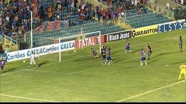 Botafogo-PB perde para o Fortaleza e termina rodada na zona de rebaixamento da Série C - Belo foi derrotado por 1 a 0 jogando no Estádio Presidente Vargas