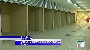 Calendário: Ortiz Jr., prefeito de Taubaté, prometeu abrir camelódromo - Link Vanguarda foi conferir se a promessa foi cumprida.