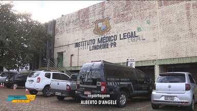 Confronto entre gangues pode ser o motivo para o aumento de mortes em Londrina - O número de homicídios aumentou 21 por cento na cidade, este ano, segundo um balanço da Polícia Civil.