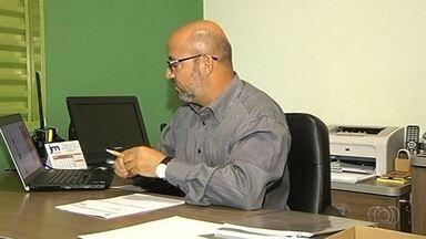 Contadores e empresários reclamam da falta de atendimento da Juceg, em Catalão - Sem a Junta Comercial do Estado de Goiás (Juceg), eles têm que enviar documentos de empresas para Morrinhos, que fica a quase 200 km de distância da cidade.