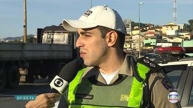 Quatorze radares começam a funcionar em rodovias estaduais de Minas - A maioria está instalada em trechos na Região Metropolitana de Belo Horizonte.