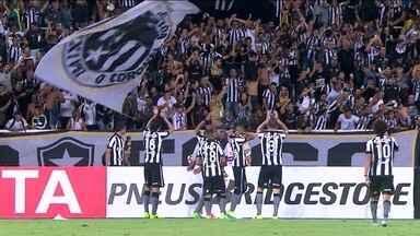 Botafogo, classificado para as oitavas da Liberta, quer garantir o primeiro lugar no grupo - Botafogo, classificado para as oitavas da Liberta, quer garantir o primeiro lugar no grupo