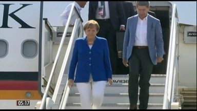 Encontro na Itália reúne líderes do G-7 - Começa nesta sexta-feira (26) o encontro dos líderes dos sete países que representam metade da economia mundial.