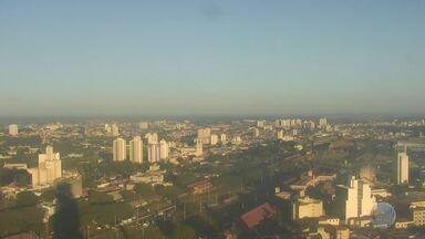 Final de semana deve ser de temperaturas mais altas e sem previsão de chuva na região - Máxima para a cidade de Campinas nesta sexta-feira (26) deve ser de 27ºC.