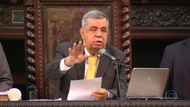 Jorge Picciani arquiva oito pedidos de impeachment do governador Luiz Fernando Pezão - O governo estadual enviou à Alerj dois projetos fundamentais para o Plano de Recuperação Fiscal.