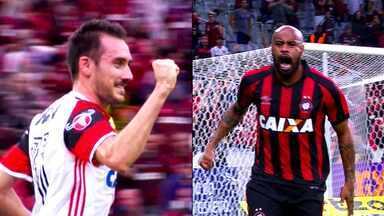 Melhores momentos: Atlético-PR 1 x 1 Flamengo pela 3ª rodada do Brasileirão - Melhores momentos: Atlético-PR 1 x 1 Flamengo pela 3ª rodada do Brasileirão