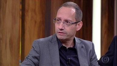 Stevens Rehen fala sobre novas substãncias usadas em tratamentos no exterior - Neurocientista é colunista do 'Conversa com Bial'