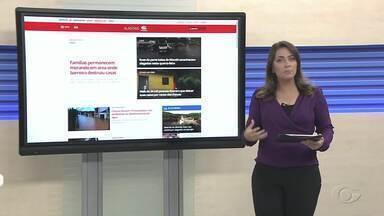 Confira as principais notícias do G1 Alagoas desta quarta-feira (31) - A repórter Carolina Sanches traz mais informações sobre o assunto.