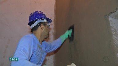 Empregos na construção civil exigem cada vez mais qualificação - Empregos na construção civil exigem cada vez mais qualificação.
