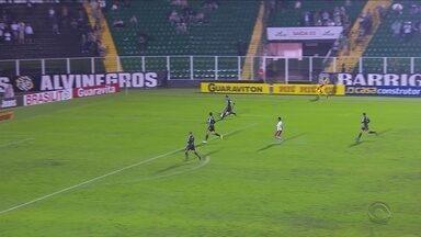 Figueirense perde por 2 a 0 para o Boa Esporte no Scarpelli - Figueirense perde por 2 a 0 para o Boa Esporte no Scarpelli