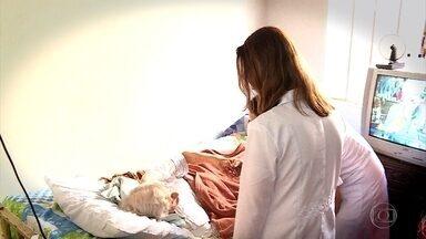 Hospital de Clínicas é referência no tratamento de Alzheimer em Minas Gerais - Todos os meses são realizados mil atendimentos a novos pacientes.