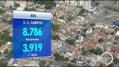 São José avalia densidade larvária sobre infestação de Aedes aegypti - Pesquisa revelou índice de 0,6%.